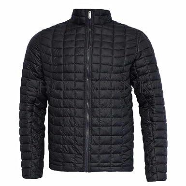Amazon.com: Ben Sherman Men's Quilted Lightweight Puffer Down Coat ...