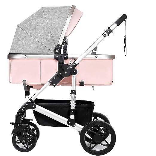 Coche para bebé con sillón a prueba de golpe
