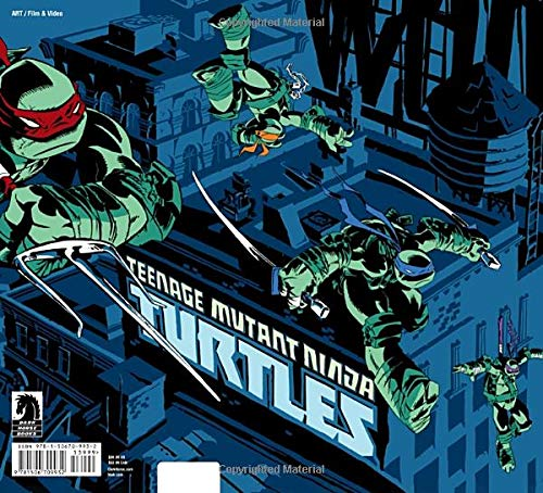 ART OF TMNT HC: Amazon.es: Ciro Nieli: Libros en idiomas ...