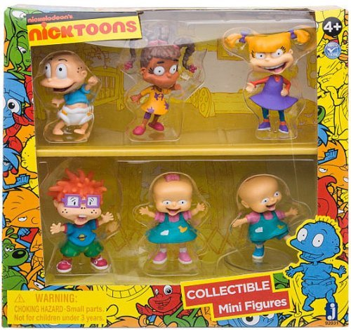 Rugrats 2 inch Deluxe Action Figure by Nickelodeon Jazwares 92031