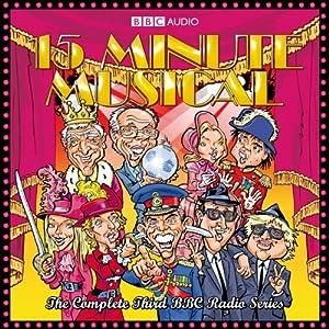 15 Minute Musical, Series 3 Radio/TV Program
