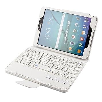 Samsung Galaxy Tab S2 8.0 Funda, Galaxy Tab S2 8.0 Teclado Caso, Piel Protectora