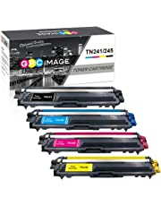 GPC Image Compatible Toner Cartridge Replacement for Brother TN241 TN245 for DCP-9020CDW DCP-9015CDW HL-3140CW HL-3150CDW 3170CDW MFC-9340CDW 9140CDN