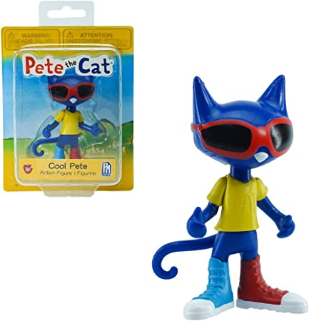 "MUSICIAN PETE 3/"" ACTION FIGURE// MOC 2020 PHAT MOJO PETE the CAT"