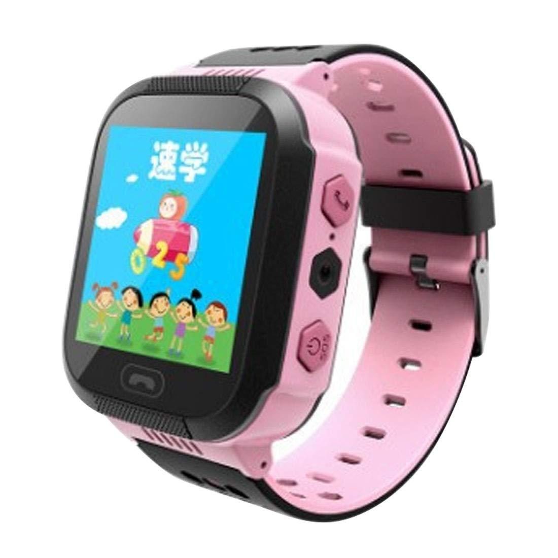 MRLIFY Smart Watch Q528 para niños, ubicación de la cámara GPS ...