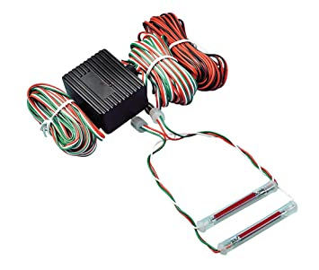 Lampa 73432 Strobo Lights Kit 2 Lampen Strobe Amazon De Auto