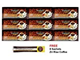 9 x GANO EXCEL Black Coffee Classic With Ganoderma Lucidum + FREE Zrii Sachets + Free Expedited Shipping