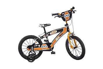 cf54c617d74dc7 Dinobikes Dino Bikes 165XC BMX Garçon Marque 16 Pouces de 5 à 8 Ans ...