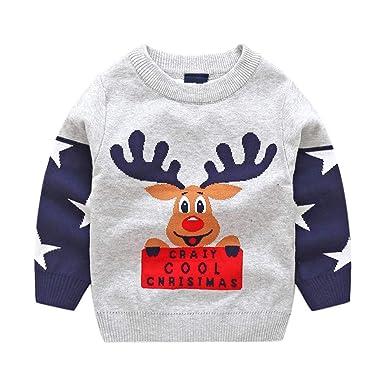 f4590004d8e9 Zerototens Children Christmas Sweater