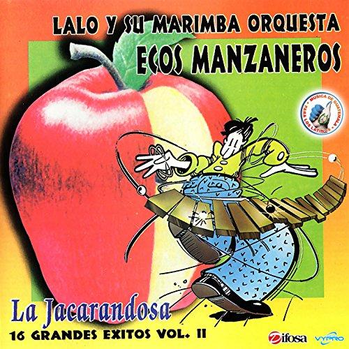 (La Jacarandosa, 16 Grandes Exitos Vol. II. Música de Guatemala para los Latinos)
