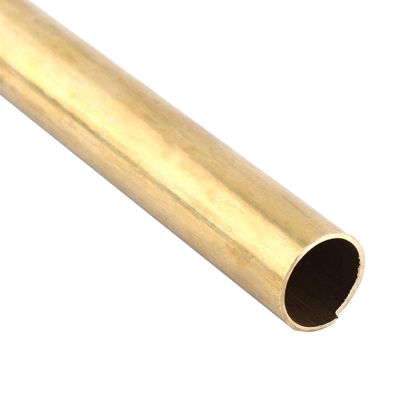 PRINDIY Tube de Tube en Laiton Rond Longueur mod/èle 50cm Faisant Un diam/ètre ext/érieur de 6mm Tubes en Laiton