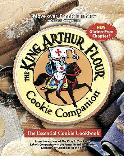 (The King Arthur Flour Cookie Companion: The Essential Cookie Cookbook (King Arthur Flour Cookbooks))