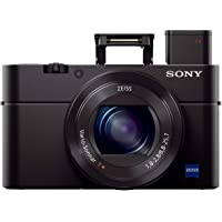 Sony DSCRX100M3/B Digital Camera with 3-Inch LCD (Black)