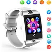 Smart Watch con GPS, Bluetooth, cámara para Android