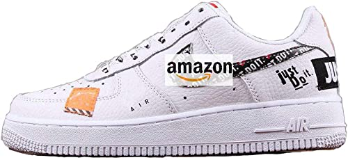 MAX SH Air Force 1 Low Just Do It White AR7719 100