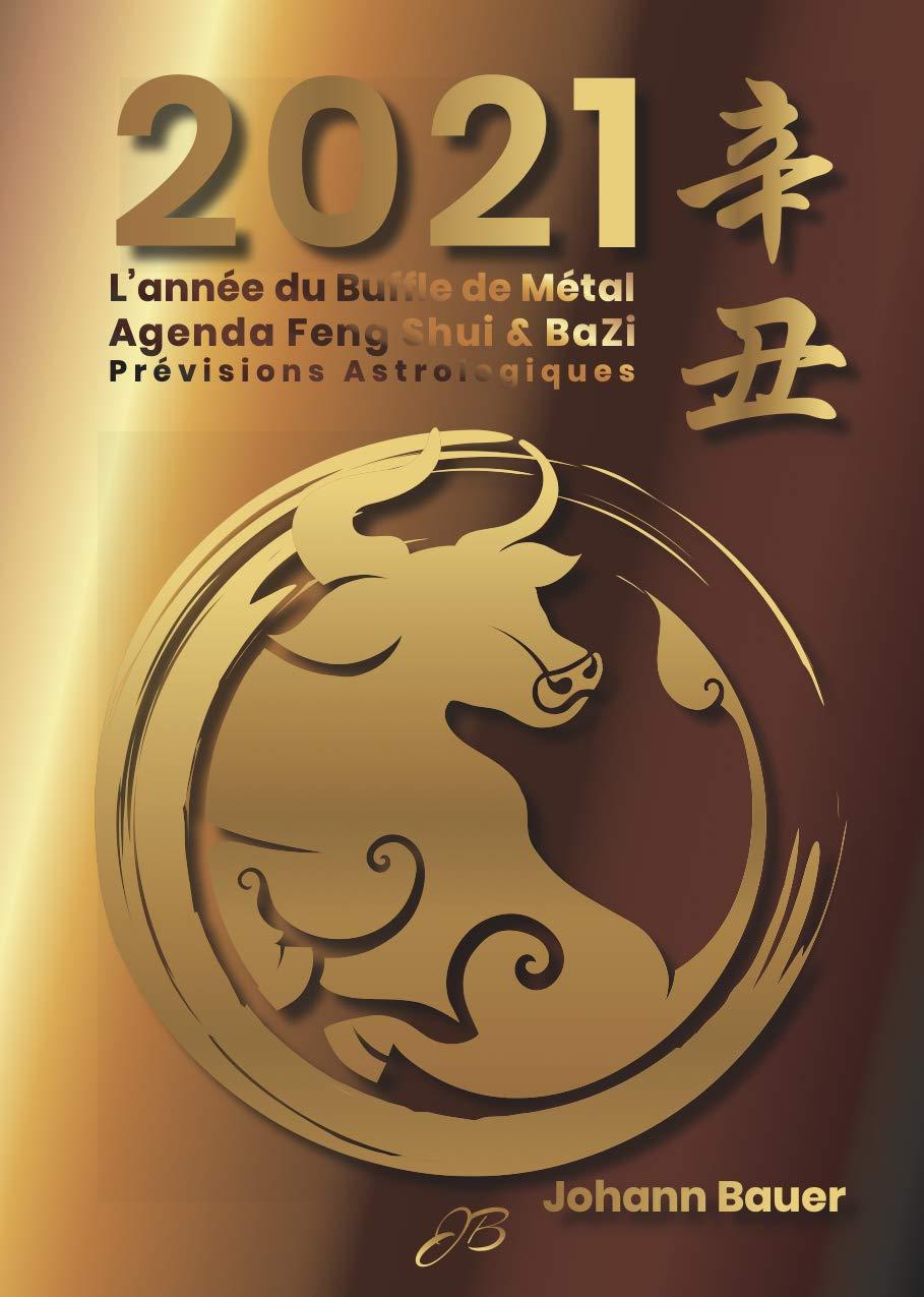 Amazon.fr   2021 L'année du Buffle de Métal   Agenda Feng Shui