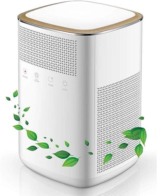 HW Inicio purificador de Aire, filtros de carbón con Verdaderos, 4 ...