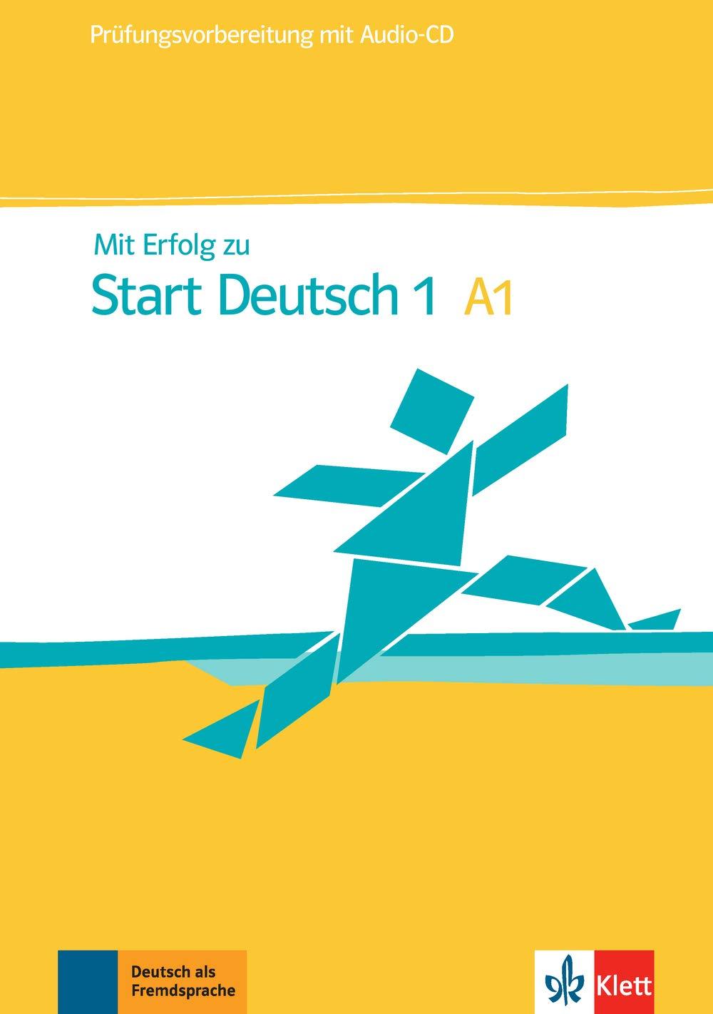 Read Online MIT Erfolg Zu Start Deutsch: Prufungsvorbereitung - Buch & Audio-CD (German Edition) ebook