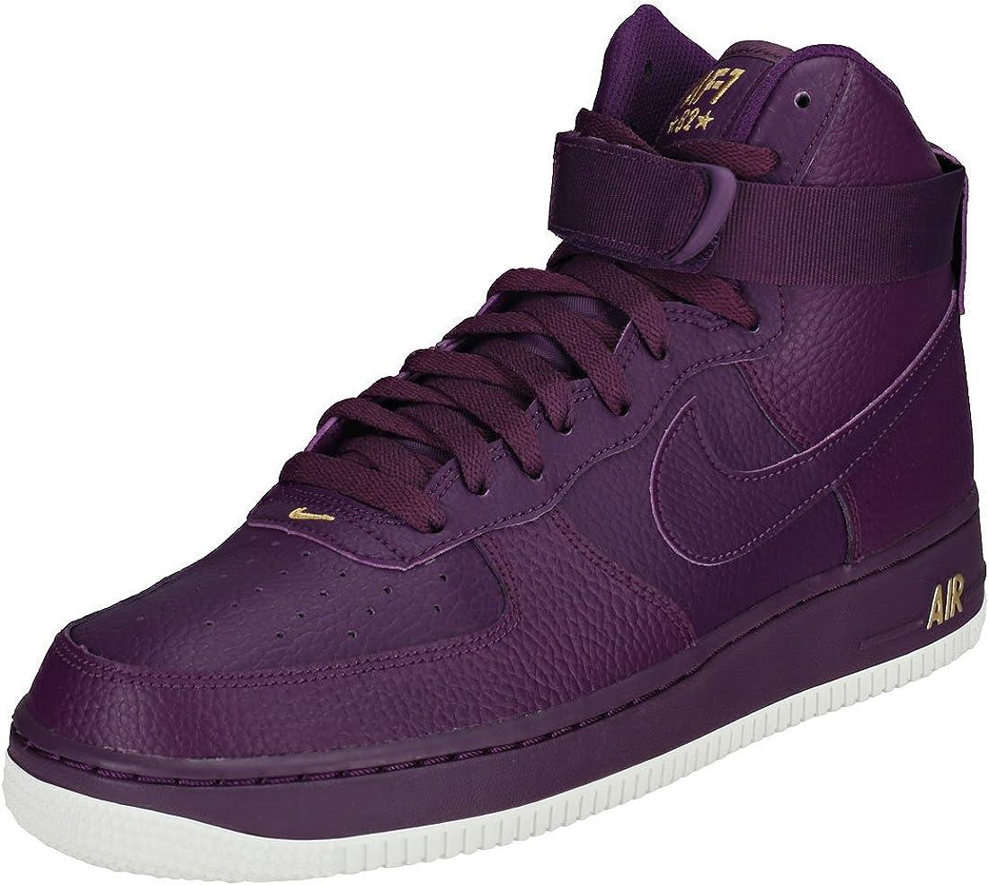 air force 1 homme violet