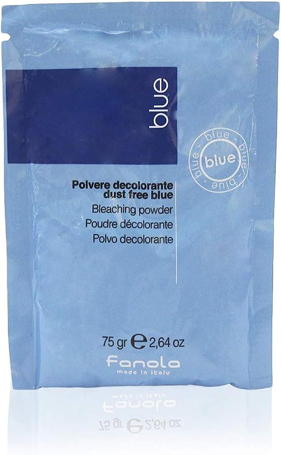 Fanola DECOLORACIÓN Polvo Compacto Azul Decolorante 75GR