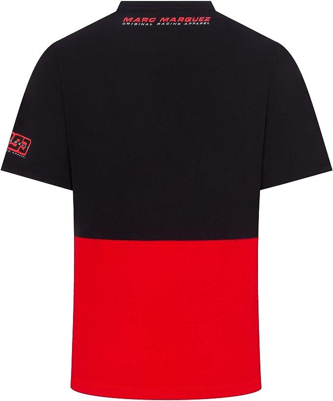 Marc Marquez Camiseta Oficial de algodón para Hombre con el ...