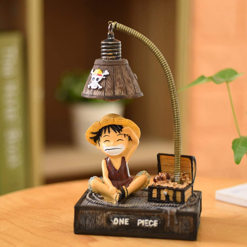 ALTcompluser Anime Lampe de Chevet LED 1 pi/èce Lampe de Chevet Lampe de Bureau D/écoration pour Chambre denfant Salon