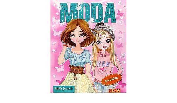 MODA 8399 NGV: 9783849905033: Amazon.com: Books