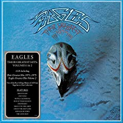 Their Greatest Hits Vols. 1 & 2 includes two of the best-selling albums of all time together in one collection.Their Greatest Hits 1971-1975Disc 1:Take It EasyWitchy WomanLyin' EyesAlready GoneDesperadoOne Of These NightsTequila Sunris...