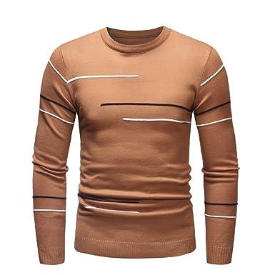 Herren Sweatshirt, Frashing Herren Strickpullover