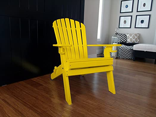 Poly Recycled Plastic Adirondack Chair