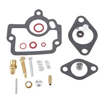 Sharplace Kit de Reparación Carburador para Tractor