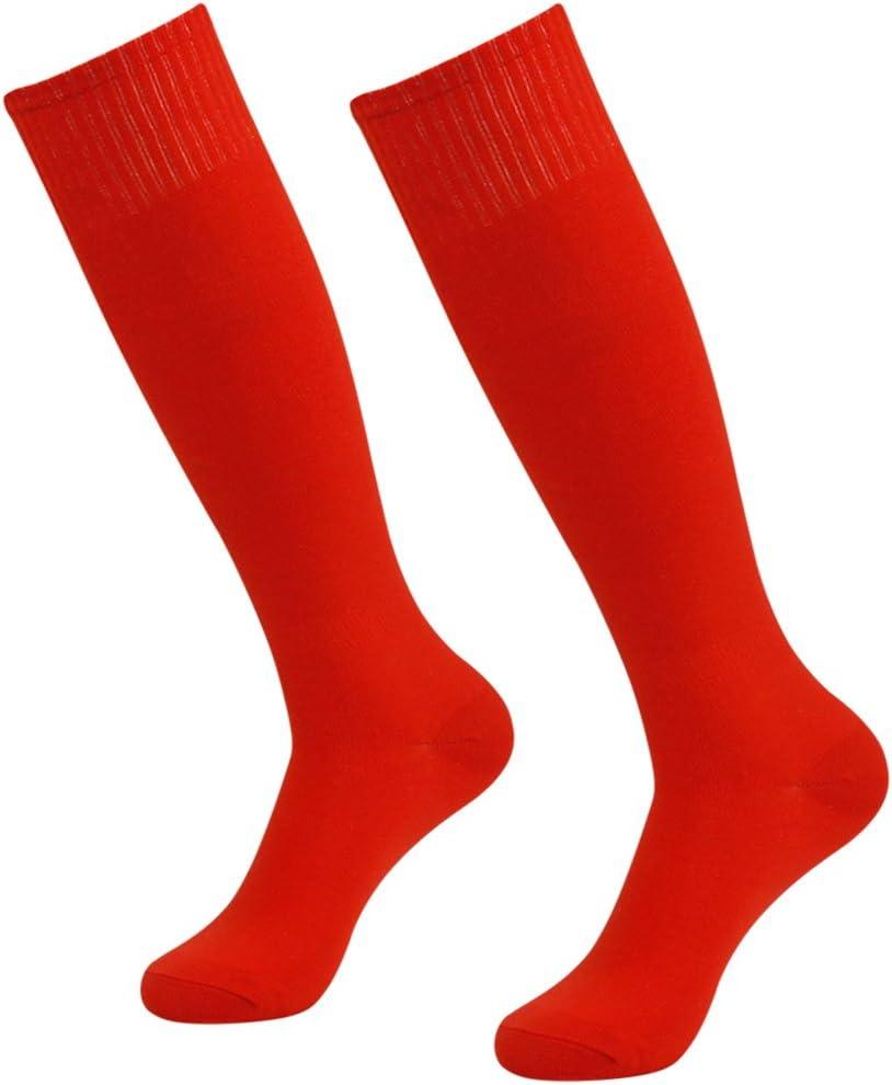 Unisex Team Sports Football Long Tube Knee High Socks Getspor Soccer Socks