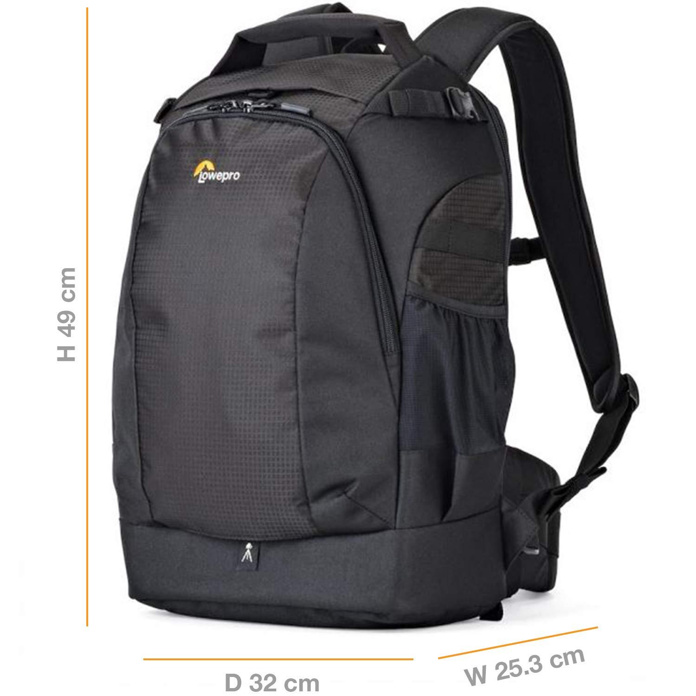 Lowepro Flipside 400 AW II Camera Backpack - Black by Lowepro