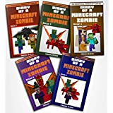 Minecraft: Diary of a Minecraft Zombie Complete Series Books 1 - 5 (An Unofficial Minecraft Book)