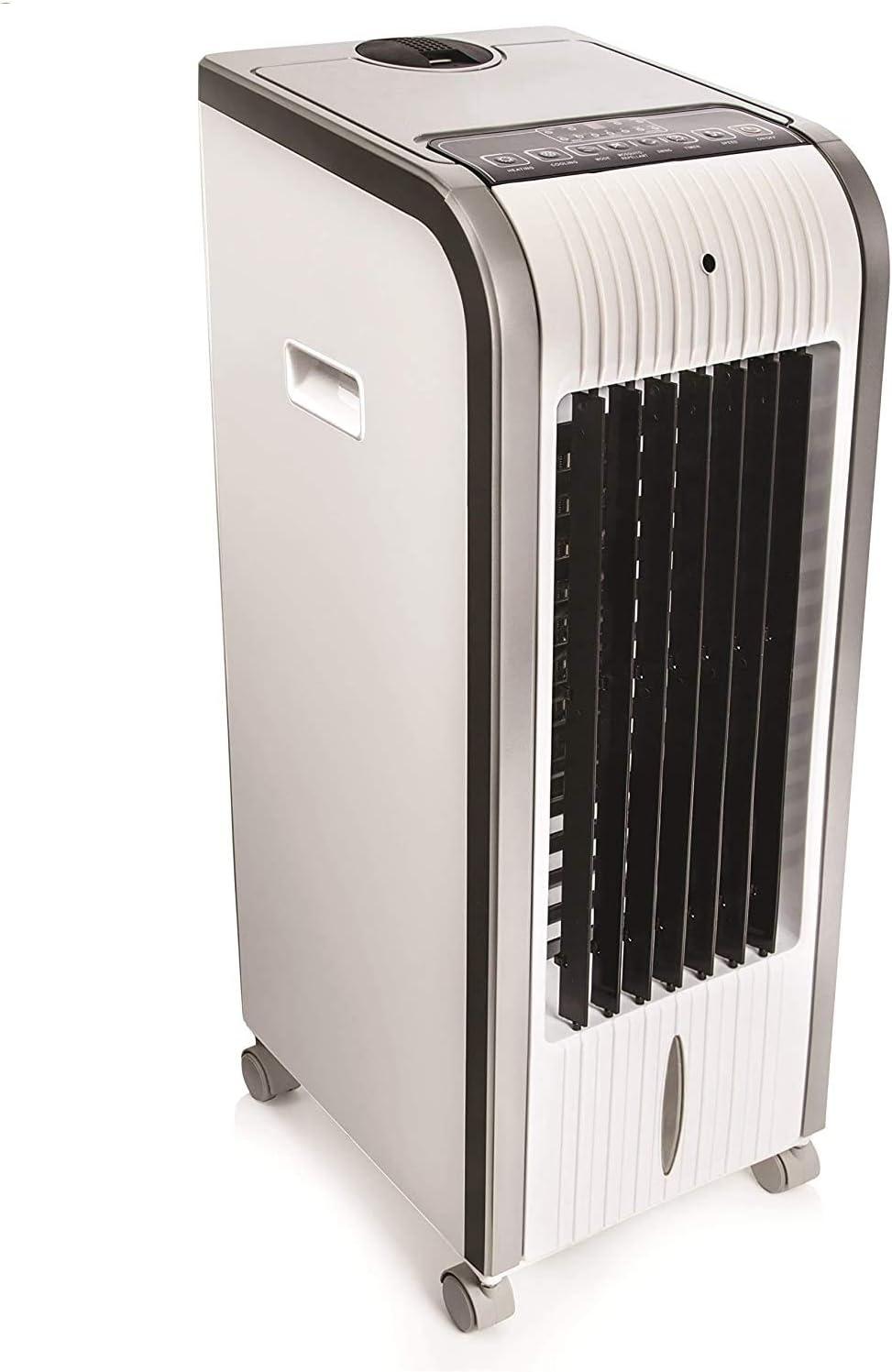 AMACO Climatizador Acondicionador Frio y Calor Multifunción Digital 5 en 1