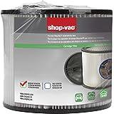 Shop-Vac 90304 Genuine Cartridge Filter, Single Pack