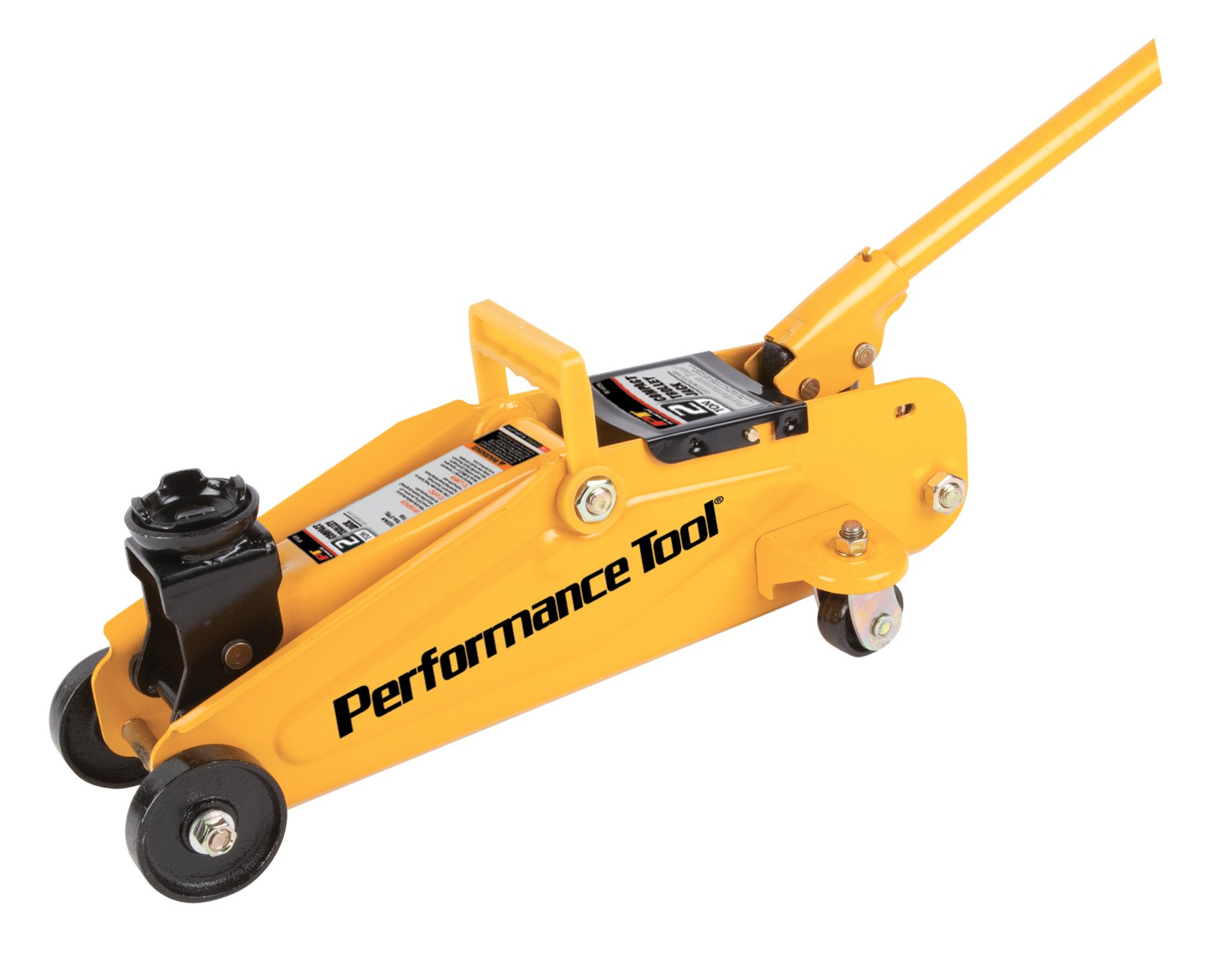 Performance Tool W1606 2 Ton (4,000 lbs.) Capacity Compact Trolley Jack by Performance Tool (Image #1)
