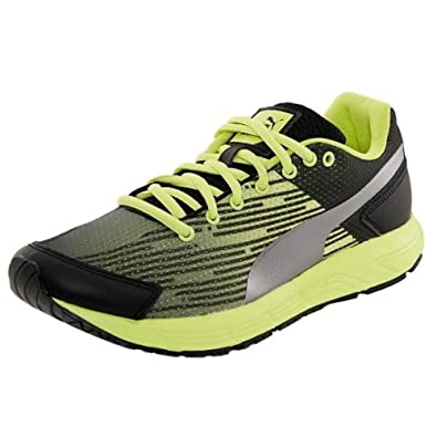 Shoes Outlet - Puma Sequence Sports Fitness Trainers Mens Black Gym Sneakers Shoes