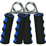 E-smartinlife Hand Grip Strengthener Set, Finger Gripper, Hand Grippers - Soft Foam Hand Exerciser for Quickly Increasing Wri