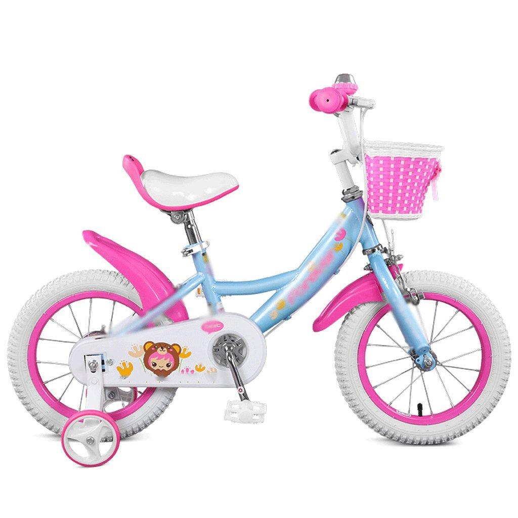 自転車 子供用自転車14インチ3-4-8歳の学生ペダル自転車 B07DZRJWK2