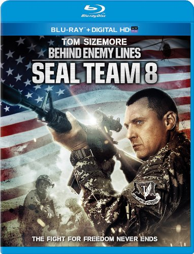 Seal Team 8: Behind Enemy Lines Blu-ray