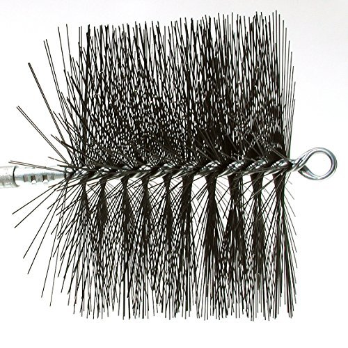 Rutland 16410 Round Wire Chimney Sweep Brush, 10-Inch by Rutland