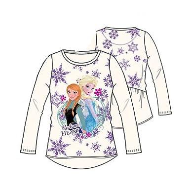 Disney The Ice Queen Long Sleeve Shirt-Purple