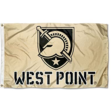 Army Black Knights Large West Point Gold 3x5 College Flag