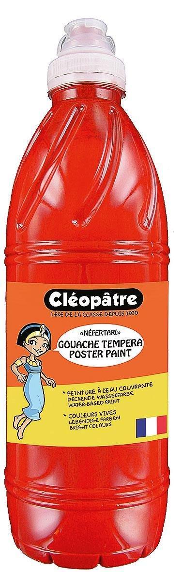 Cléopâtre - PGN1-12 - Peinture Gouache Nefertari Premium - Magenta - Flacon 1 L