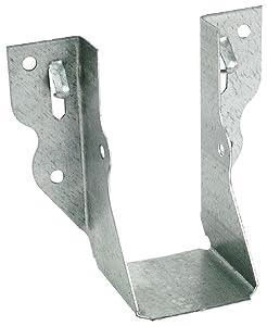 Simpson Strong Tie LU24 20-Gauge 2x4 Face Mount Joist Hanger 100-per Box