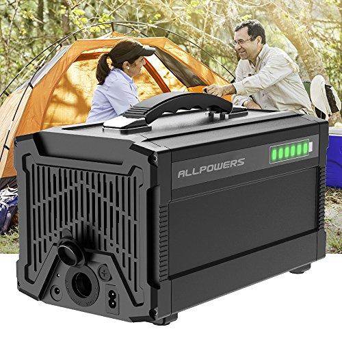 Allpowers 288wh 78000mah Portable Generator Power Inverter