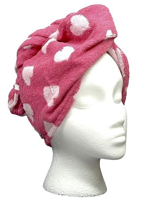 Turbie Twist Hair Towels 4 Pieces Set