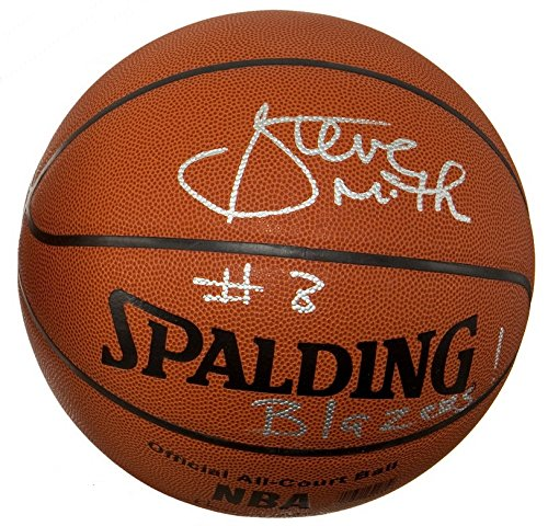 Portland Trail Blazers Basketball: Portland Trail Blazers Signed Basketball, Trail Blazers