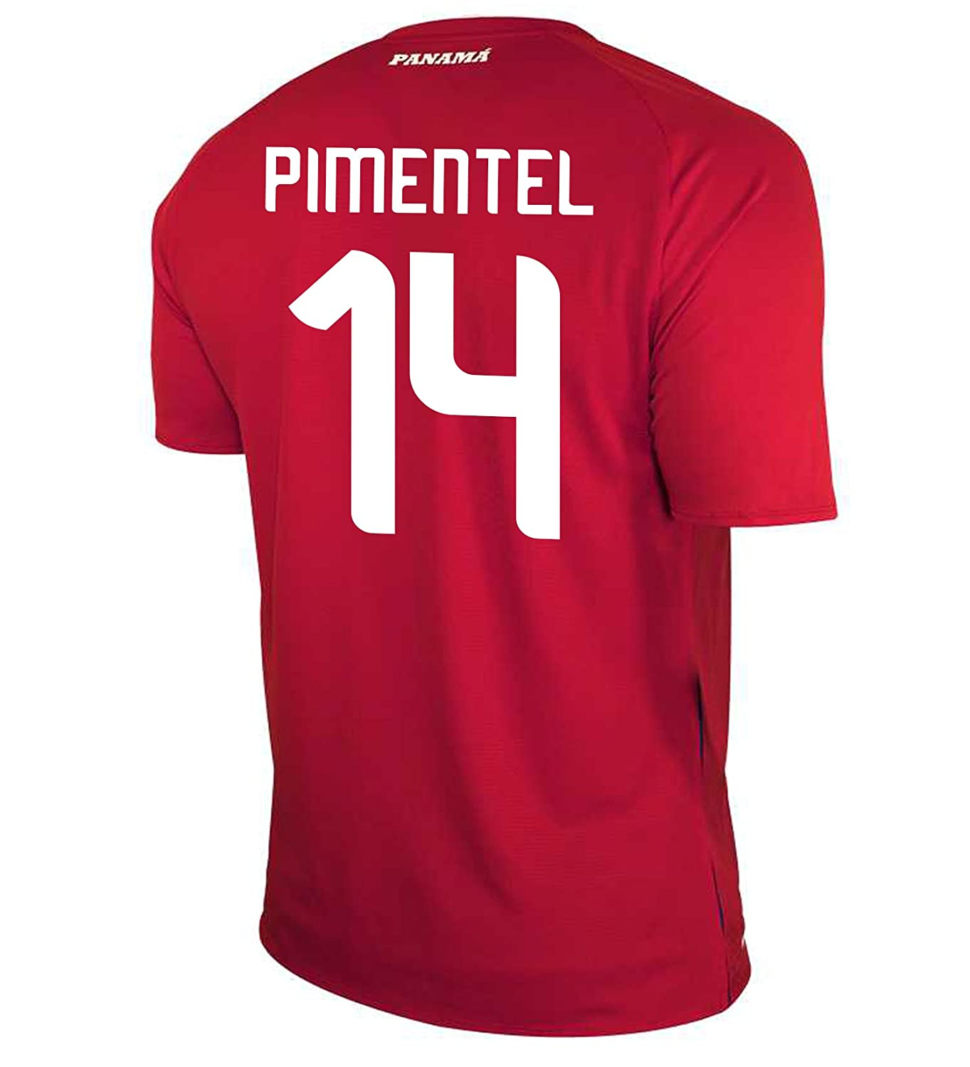 好きに New パナマ Balance Men's PIMENTEL #14 World Panama Home Soccer Jersey Medium FIFA World Cup Russia 2018/サッカーユニフォーム パナマ ホーム用 ピメンタル#14 B07D3C9Q92 US Medium, 渥美郡:90b6430a --- goumitra.com